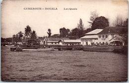 AFRIQUE -- CAMEROUN -- Douala - Les Quais - Camerún