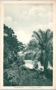 AFRIQUE -- CAMEROUN -- Le Sanaga à Edéa - Camerún