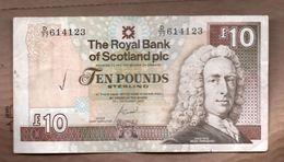ESCOCIA - SCOTLAND 10 POUNDS 2007 - 1 Pound