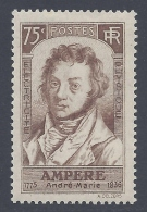 FRANCE 1936 ANDRE MARIE Nº 310 - Unused Stamps