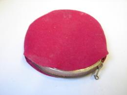 PBAcc. 22. Ancien Poudrier En Cuir. - Beauty Products