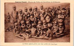 AFRIQUE -- CAMEROUN -- Mission Des Prêtres Du Sacré Coeur De St Quentin - N°4 - Cameroon