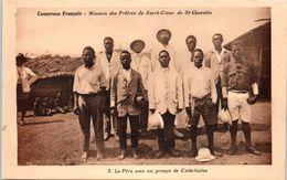 AFRIQUE -- CAMEROUN -- Mission Des Prêtres Du Sacré Coeur De St Quentin - N°3 - Camerún