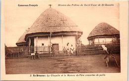 AFRIQUE -- CAMEROUN -- Mission Des Prêtres Du Sacré Coeur De St Quentin - N°2 - Cameroon
