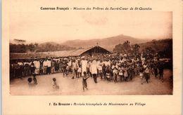 AFRIQUE -- CAMEROUN -- Mission Des Prêtres Du Sacré Coeur De St Quentin - N°1 - Camerún