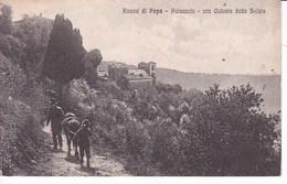 Q553 ROCCA DI PAPA - PALAZZOLA - ORA COLONIA DELLA SALUTE - Roma