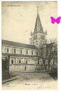 SANVIC - L'Eglise - Expédiée à Sauchay Le Haut 76 - Non Classés