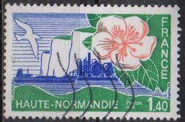 1992 Haute Normandie (1978) Oblitéré - France