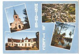 Montignies-le-Tilleul - Multivues - éd. Librairie Dusaucy, Montignies-le-Tilleul - Montigny-le-Tilleul