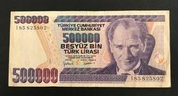 TURQUIE - Billet De 5000.000 - 1970 - N°I85825802 - Turchia
