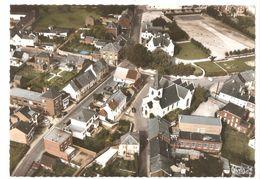 Montignies-le-Tilleul - Le Centre - Vue Aérienne - Montigny-le-Tilleul