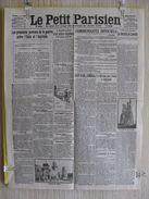 Reproduction à L'identique - 14-18 - Fac Simile - LE PETIT PARISIEN Du 26 Mai 1915 - 4 Pages - Le Petit Parisien