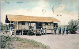 AFRIQUE -- CONGO -- Petit Poste - Congo Belge - Autres