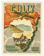 Rare // Etiquette // Cully, Union Vinicole Cully,Vaud // Suisse - Etiquettes