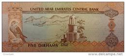 U.A.E. P. 26b 5 D 2013 UNC - Emirats Arabes Unis