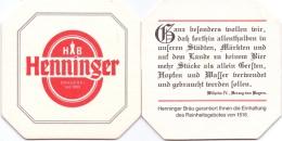 #D161-089 Viltje Henninger - Sous-bocks