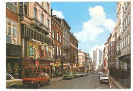 Charleroi - Rue De La Montagne - Classic Cars Volkswagen VW Golf Mark I, Opel, Citroën - Charleroi