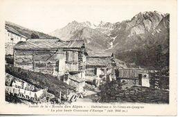 05. Habitations De Saint Veran - Autres Communes