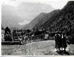 PHOTO PHOTOGRAPHIE LA GRANDE CHARTREUSE ISERE 38 LOT 2 PHOTOS  AUTOCAR  1932 - Plaatsen