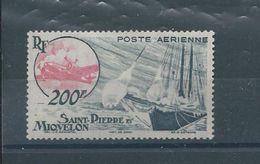 S.P.M.. P.A N° 20 * T.b. - St.Pierre & Miquelon