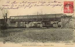 160917 - 42 BOISSET LES MONTROND - Ponts Sur La Mare - Frankrijk
