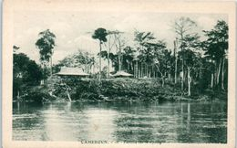 AFRIQUE -- CAMEROUN -- Factorie Sur Le Nyong - Cameroon