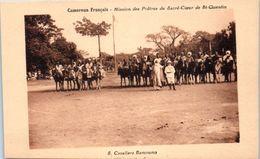 AFRIQUE -- CAMEROUN - Cavaliers Bamouma - Cameroon