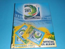 Brasil 2013 ,album Vuoto+5 Bustine In Blister Panini ,,,,2 - Panini
