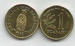 Paraguay 1 Guarani 1993. UNC KM#192 FAO - Paraguay