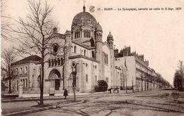 DIJON - La Synagogue - Dijon