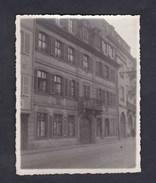 Photo Originale Strasbourg Maison Quai Des Bateliers - Lieux