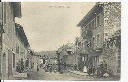 Montmelian   Rue...avec Hotel Chavoz - Montmelian