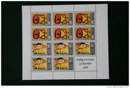 Blok Kinderzegels ; NVPH 854 (Mi Block 3); 1965 POSTFRIS / MNH ** NEDERLAND / NIEDERLANDE / NETHERLANDS - Unused Stamps