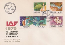 PORTUGAL, FDC AF 1261-64 Yv 1271-74, Available Cancels L / P. - FDC