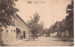 MOLL LAER 1928 STEMPEL  Staat ! 630/7/  D4 - Mol