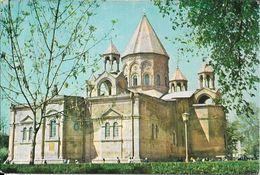 CATEDRAL DE ECHMIADZIN PRIMERA IGLESIA CRISTIANA AÑO 301 DEL CATOLICOS DE LOS ARMENIONS EDITADA POR EL CENTRO ARMENIO DE - Armenië
