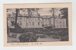ISLE OF WIGHT - VENTNOR / ROYAL HOTEL - Ventnor