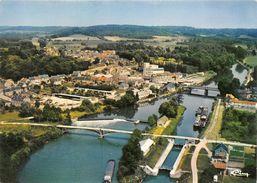 02-VIC-SUR-L'AINE- VUE GENERALE AERIENNE - Vic Sur Aisne