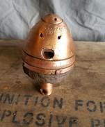 Fusée Obus / Shell Fuse / Allemand GERMAN WW1 14/18 _ Dopp.Z.92.n.F. Datée 1914 - 1914-18