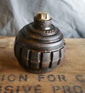 Grenade / Allemand GERMAN WW1 14/18 _ Kugelhandgranate 1915 N/A - 1914-18