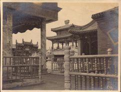 Chine, Pekin, Palais D Ete,  1931    (bon Etat)  Dim: 10 X 8. - Places