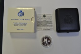 Repubblica Di San Marino Euro 10 Milizia Uniformata - San Marino