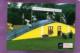52 POISSONS Concours De Décoration Tour De France 2005 Cyclisme BIENVENUE AU TOUR DE FRANCE - Poissons