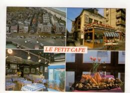 CP 10*15-E1797-LE TREPORT LE PETIT CAFE MULTIVUES - Le Treport