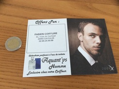 "Calendrier 2009 ""Aquant'ys Homme (parfum)"" - Small : 2001-..."