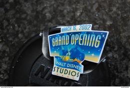 DLRP - Walt Disney Studios Paris - Grand Opening (March 16, 2002)  Limited Edition 12000 - Disney