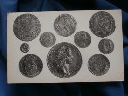Divers Monnaies (bronze ?) XVIIe Siècle, Louis XIII - Circulée 1936 R166 - Coins (pictures)