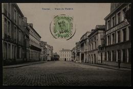 Tournai - Place Du Théatre - Tournai