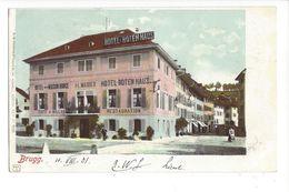 17623 - Brugg Hotel Rotenhaus - AG Argovie