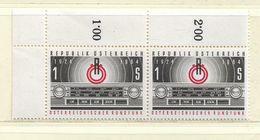 AUTRICHE  ( MD - 401 )  1964  N° YVERT ET TELLIER  N° 1011  N** - 1945-.... 2ª República